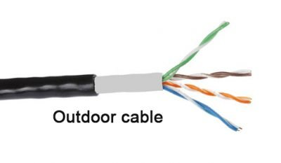 Outdoor cable